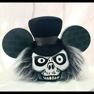 Disney Parks Haunted Mansion Hatbox Ghost Ears!